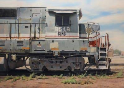 Alamosa Rail Yard - Jason Kowalski (2015)