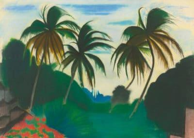 Barbados - Joseph Stella (1956)