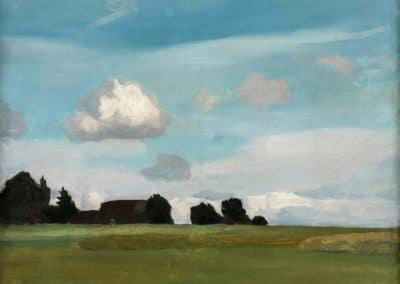 Blaue Luft - Gustav Kampmann (1907)