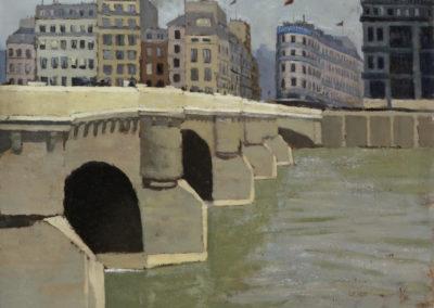 Le pont neuf - Félix Vallotton (1902)
