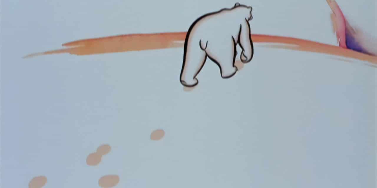 L'enfant qui voulait être un ours – Jannick Astrup