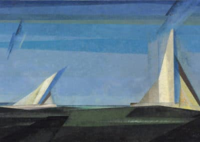 Marine - Lyonel Feininger (1932)