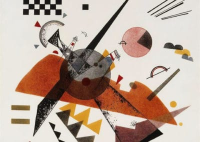 Orange - Wassily Kandinsky (1923)