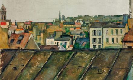 Les rues et les verres vides – Odilon-Jean Périer