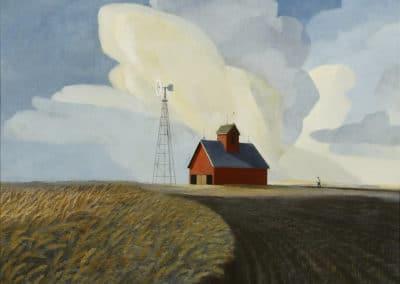 Été Platte Valley - Dale Nichols (1969)