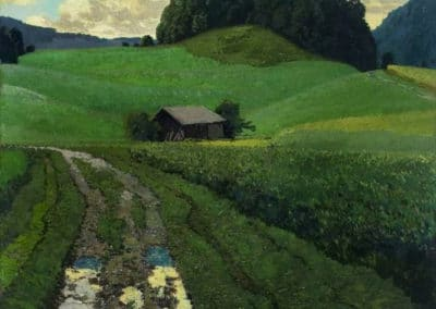 After the rain - Josef Stoitzner (1925)
