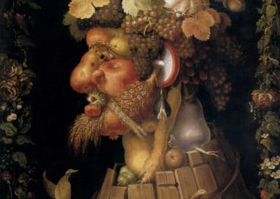 Automne - Giuseppe Arcimboldo (1590)