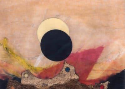 Black moon - Roberto Crippa