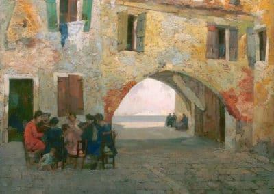 Chioggia - Angelo Pavan (1932)