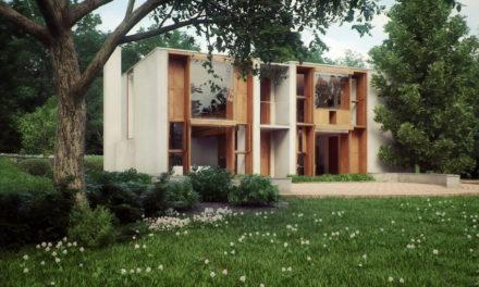 Esherick House – Louis Khan