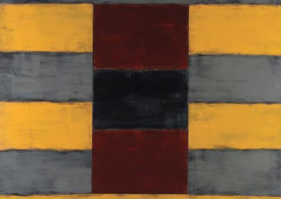 Full heart - Sean Scully (1989)