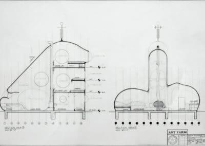 House of the Millenium - Ant farm 1972 (13)