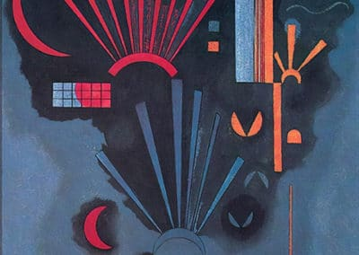 Increase - Wassily Kandinsky (1933)