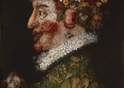 Le printemps - Giuseppe Arcimboldo (1590)
