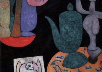 Nature morte - Paul Klee (1940)