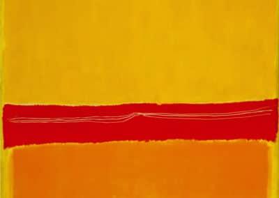 No.5 No.22 - Mark Rothko (1950)