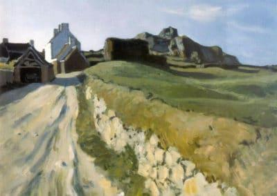 Paysage breton - Alexandre Benois (1906)