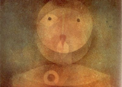 Pierrot Lunaire - Paul Klee (1924)