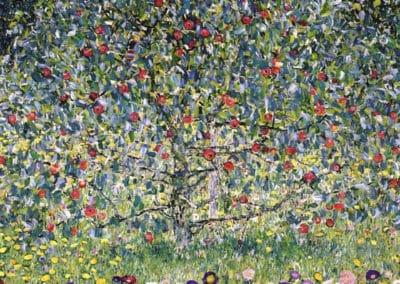 Pommier - Gustav Klimt (1912)