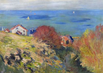 Pourville - Claude Monet (1882)