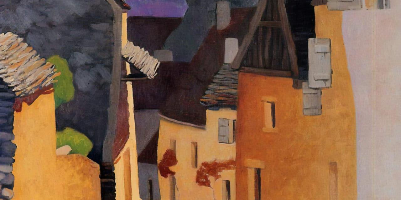 Vieille maison – Nérée Beauchemin