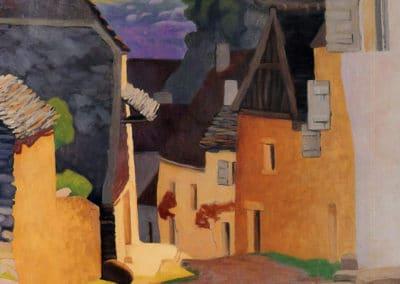 Rocamadour - Felix Vallotton (1925)