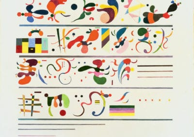 Succession - Wassily Kandinsky (1929)