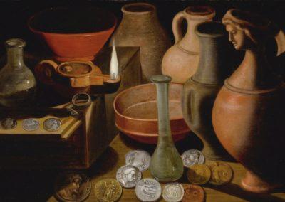 Vanité - Hendrik van der Borcht (1631)