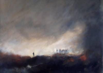 Dans ce paysage – Sylvie Coupé Thouron (2017)