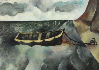 Das Rettungsboot - Harald Metzkes (1957)