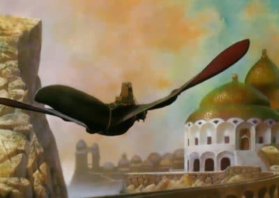 Fantasy - Vicente Segrelles 1980 (4)