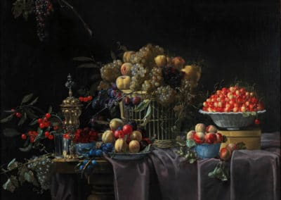 Fruits - Francois Habert (1650)