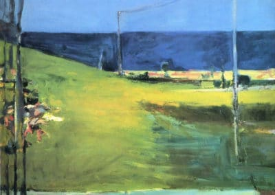 Horizon ocean view - Richard Diebenkorn (1959)