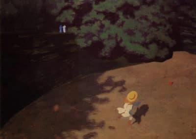 La balle - Felix Vallotton (1903)