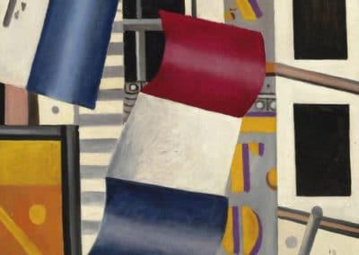 Le drapeau - Fernand Léger (1919)