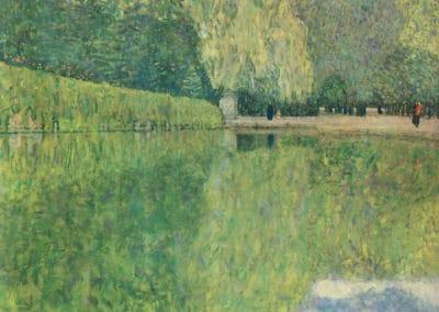 Park of Schönbrunn - Gustav Klimt (1916)