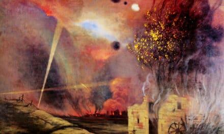 L'étrange veillée qu'une nuit j'ai passée sur le champ  de bataille – Walt Whitman