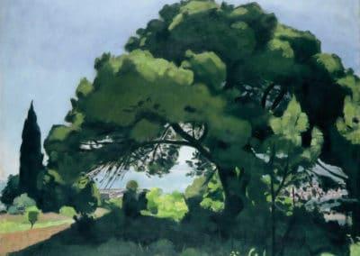 Pin à Alger - Albert Marquet (1912)