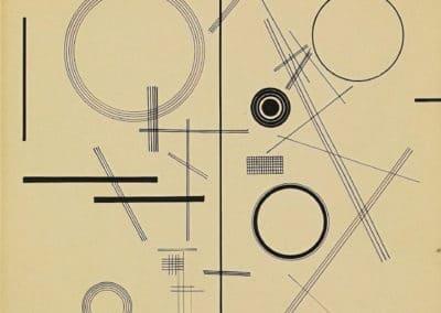 Sans titre - Wassily Kandinsky (1923)