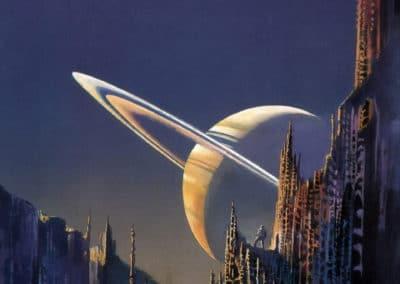Science-fiction - Bruce Pennington 1970 (10)