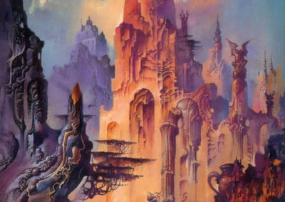 Science-fiction - Bruce Pennington 1970 (15)