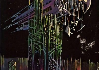 Science-fiction - Bruce Pennington 1970 (16)