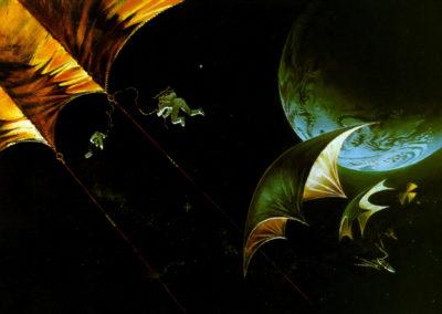 Science-fiction - Bruce Pennington 1970 (22)