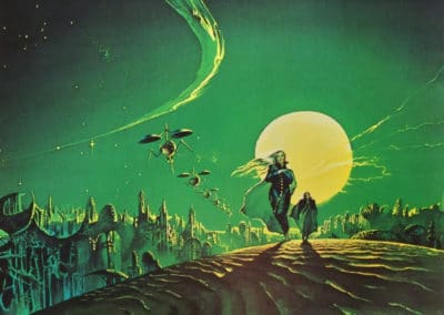 Science-fiction - Bruce Pennington 1970 (23)