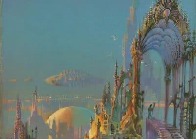 Science-fiction - Bruce Pennington 1970 (28)