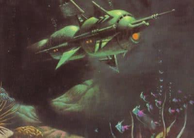 Science-fiction - Bruce Pennington 1970 (29)