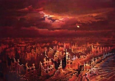 Science-fiction - Bruce Pennington 1970 (9)