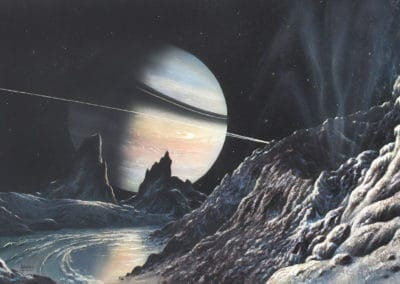 Science-fiction - David A. Hardy 1970 (10)