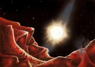 Science-fiction - David A. Hardy 1970 (12)