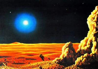 Science-fiction - David A. Hardy 1970 (14)